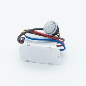 LED KAPCSOLÓ LXM150 miniatűr beépíthető mozgásérzékelő