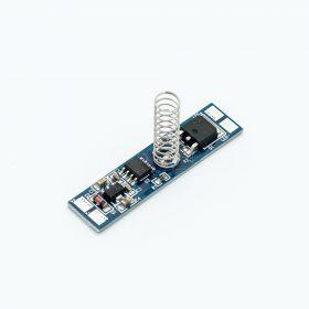 LED profil kapcsoló SL-TD002 12/24V 8A dimmer rugós