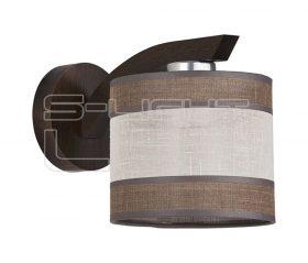 TK Lighting Cortes fali lámpa