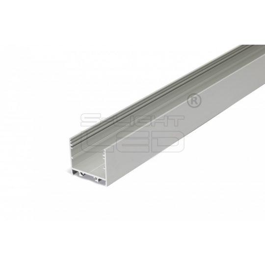 LED profil VARIO30-02 ACDE-9/TY 3000mm eloxált