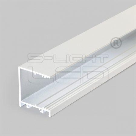 LED profil VARIO30-03 ACDE-9/TY 2000mm fehér
