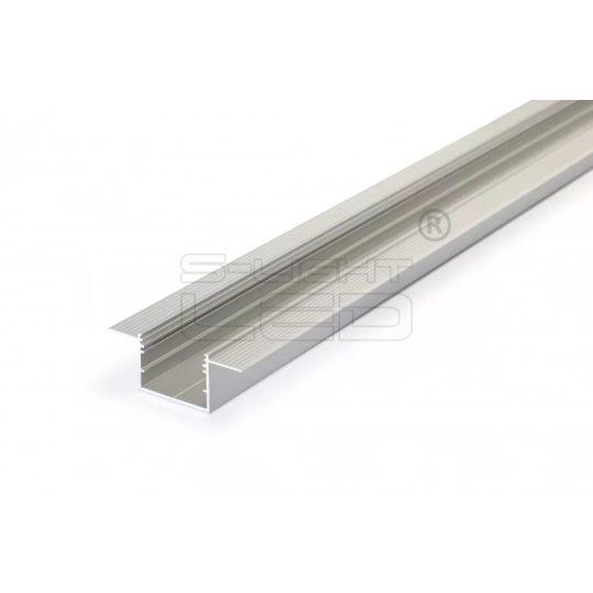 LED profil VARIO30-05 ACDE-9  2000mm eloxált