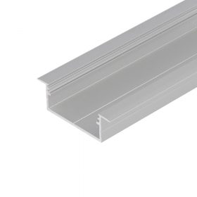 LED PROFIL VARIO30-06 ACDE-9/U9 2000mm ELOXÁLT