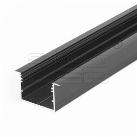 LED PROFIL VARIO30-07 ACDE-9  2000mm FEKETE