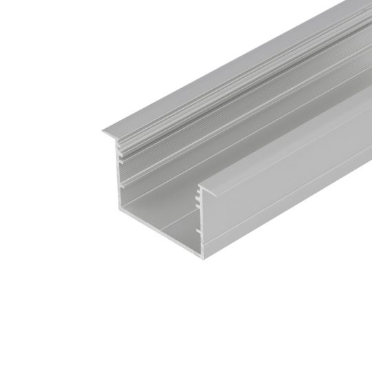 LED profil VARIO30-07 ACDE-9 4000mm eloxált