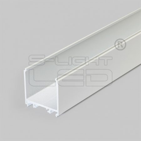 LED PROFIL VARIO30-08 FEHÉR  /power supply profile/  2000mm