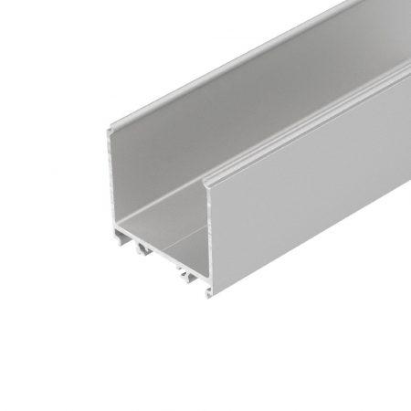 LED profil VARIO30-08 eloxált  /power supply profile/  2000mm