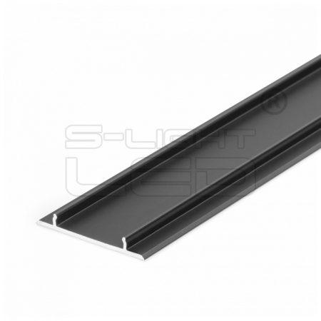 LED PROFIL VARIO30-10 alu fedél 2000mm black