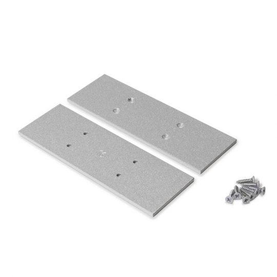 LED profil végzáró VARIO30-16-E9 ezüst