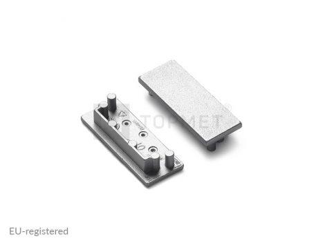 LED profil végzáró VARIO30-01 ezüst