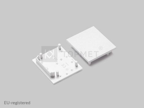 LED profil végzáró VARIO30-03 fehér