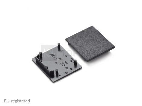 LED profil végzáró VARIO30-03 fekete