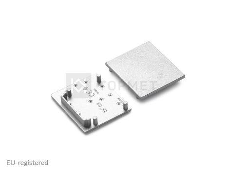LED profil végzáró VARIO30-03 ezüst