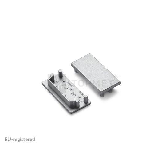 LED profil végzáró VARIO30-04 fehér
