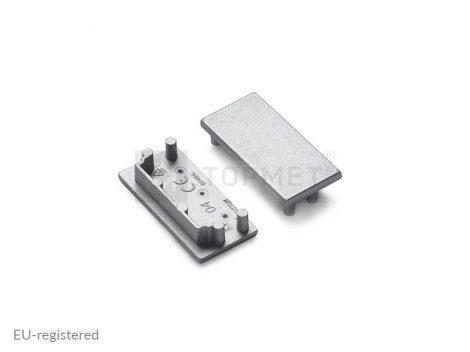 LED profil végzáró VARIO30-04 ezüst