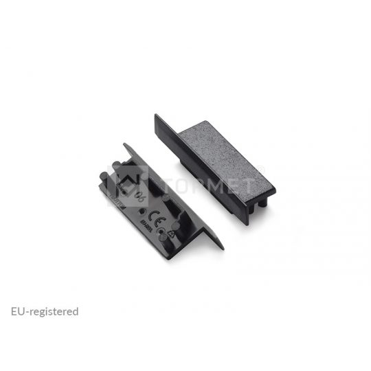 LED profil végzáró VARIO30-06 fekete