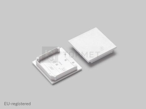 LED profil végzáró VARIO30-08C fehér