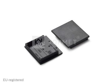 LED profil végzáró VARIO30-08D fekete