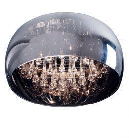 Zuma Crystal Line 06X 50 cm mennyezeti lámpa