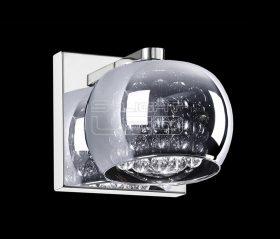 Zuma Crystal Line 01A fali lámpa