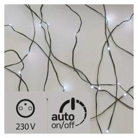 EMOS LED fényfüzér nano 4m 40LED IP44 hidegfehér időzítős