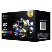 EMOS LED fényfüzér nano 15m 150LED IP44 multicolor időzítős