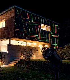 EMOS  laser projektor piros/zöld IP44
