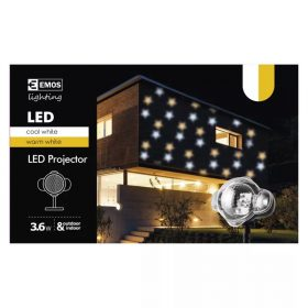 EMOS LED projektor csillagok IP44