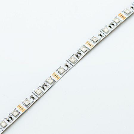 SL-RGB-5050WN60 S-LIGHTLED RGB SZALAG 60LED/méter IP20 beltéri kivitel 12V