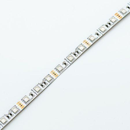 SL-RGB-5050WN60 S-LIGHTLED RGB LED SZALAG 60LED/méter IP20 beltéri kivitel 12V