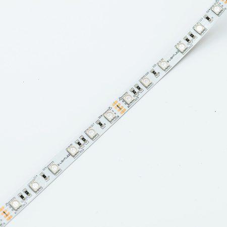 SL-RGB-5050WN-24VDC  60LED/méter IP20 beltéri S-LIGHTLED RGB LED szalag