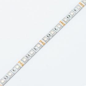 SL-RGB-5050WU-12VDC  60LED/méter IP65 PU S-LIGHTLED RGB LED szalag