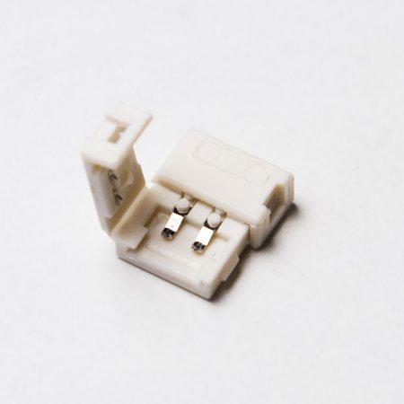 3528 LED szalag toldóelem rugós 8mm