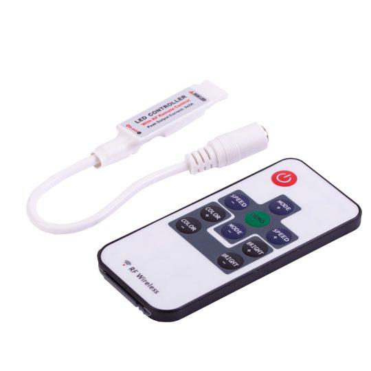 SL-MINI-RGB-RF103 72W rádiós vezérlő távszabályzóval
