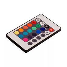 SL-IR24 RGB LED vezérlő 24 gombos távirányítóval használati útmutató