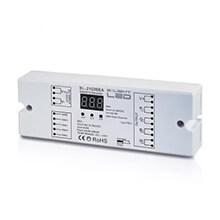 SL-2102BEA DMX dekóder led szalaghoz 4x8A használati útmutató