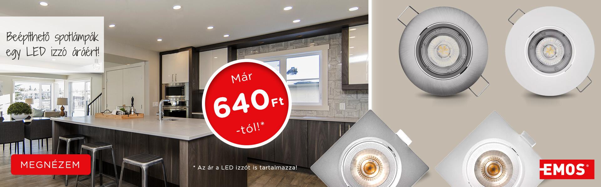 Akkumulátoros LED munkalámpák